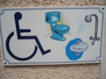 Wheelchair friendly Camping Les Romarins - Grau D'agde
