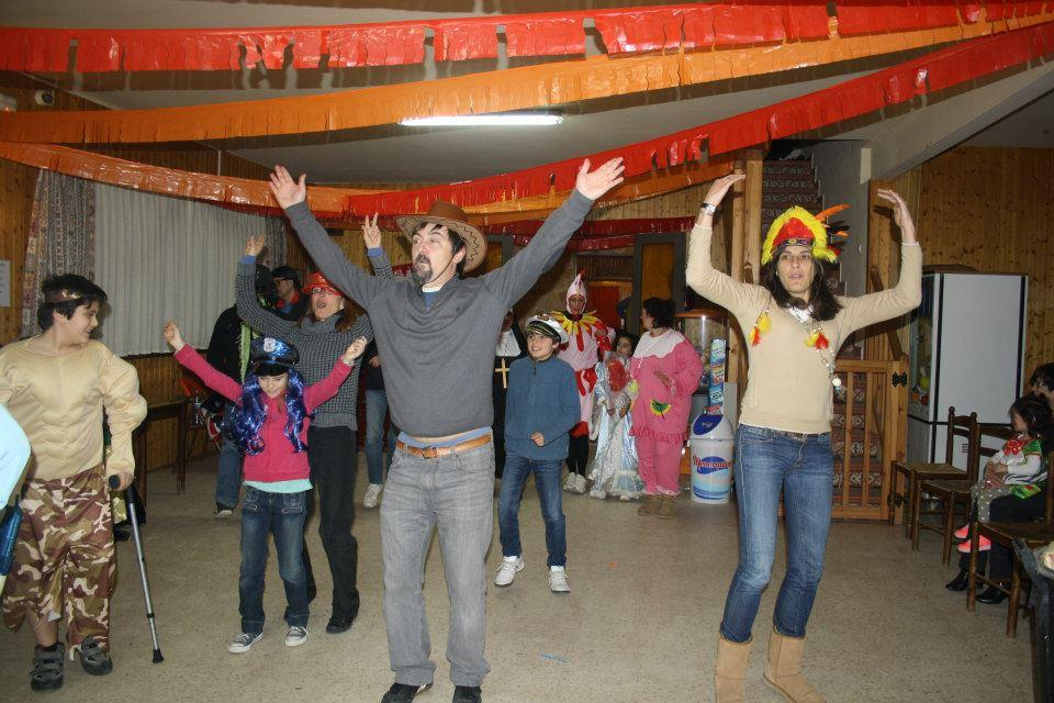 Entertainment organised Camping Conca de Ter - Vilallonga de Ter