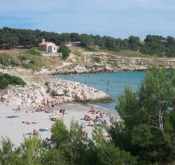 Mare, piscina Camping LA SOURCE - MARTIGUES