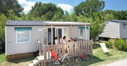Mobile home - 2 bedrooms - 2 bathrooms - Saturday - Saturday