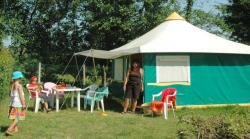 Bungalow tenda 16 m²