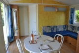 Rental - Mobile home JACINTHE 28m² 2 bedrooms - Camping Le Moteno