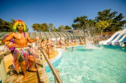 Entertainment organised Camping Le Moteno - Plouhinec