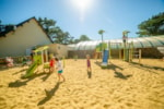 Leisure Activities Camping Le Moteno - Plouhinec