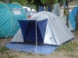 Pitch - Pitch small tent - Camping Roma Flash