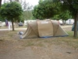 Pitch - Medium Tent max. 3 people - Camping Roma Flash