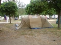 Medium Tent max. 3 people