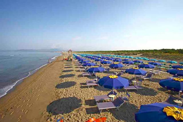 Beaches Camping Village Cieloverde - Marina di Grosseto