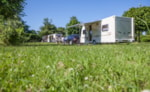 Pitch - VIP Pitch 180m² with electricity 16A - Domaine Les Bois du Bardelet