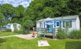 Rental - Mobile home  Confort 28 m² (2 bedrooms) - Castel Les Bois du Bardelet