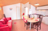 Rental - Holiday Home  Paradis 35 m² (3 bedrooms) - Castel Les Bois du Bardelet