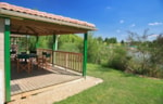 Rental - Holiday Home Paradis  Loisirs  35m² (2 bedrooms) - Domaine Les Bois du Bardelet