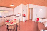 Rental - Holiday Home Paradis  Loisirs  35m² (2 bedrooms) - Castel Les Bois du Bardelet