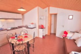 Rental - Holiday Home Paradis Pêche  35 m² (2 bedrooms) - Castel Les Bois du Bardelet