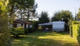 Pitch - Pitch Glamping 180m² with Fridge/freezer in a garden shed - 16A - Castel Les Bois du Bardelet