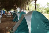 Pitch - Bay for tent 2 places (2X2) - Rocchette Camping Village