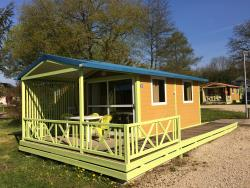 Chalet Moréa 25m² - überdachte Terrasse (adapted to the people with reduced mobility)