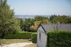 Rental - Mobile Home Eco 27M²  (2 Bedrooms)  + Covered Terrace - Flower Camping La Chataigneraie