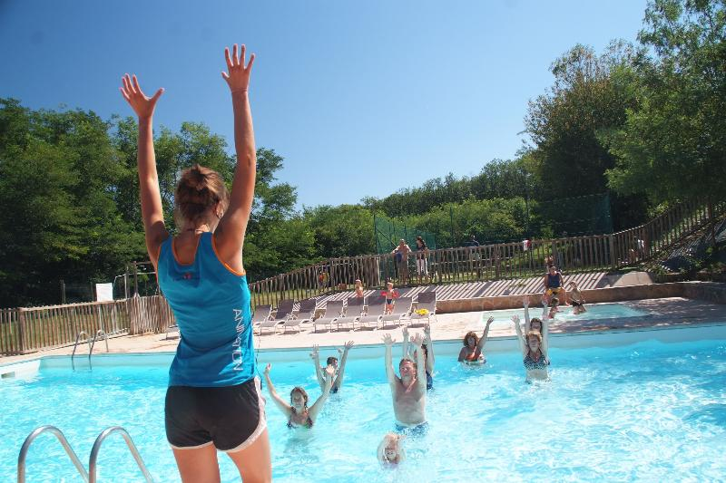Baden Flower Camping La Chataigneraie - Anneyron