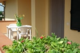Rental - The Holiday homes (three-roomed) - Camping Case Vacanza Lungomare