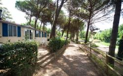 Accommodation - Mobilhome Classic 3 Bedrooms - Toscana Holiday Village