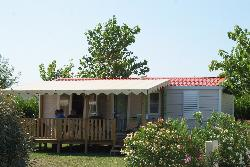 Mobile home Family 3 bedrooms (Year 2012)