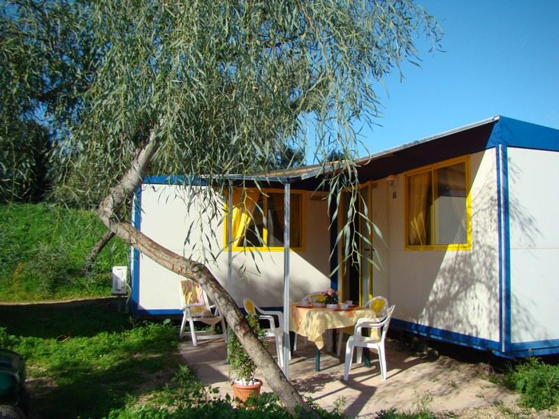Mobile Home XL  - Veranda - Clima e Tv digitale