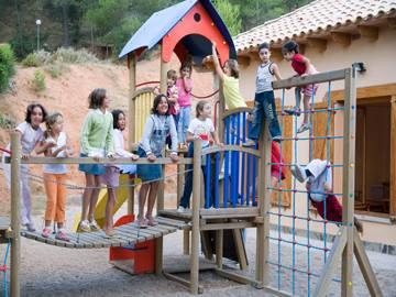 Entertainment organised Camping Altomira - Navajas