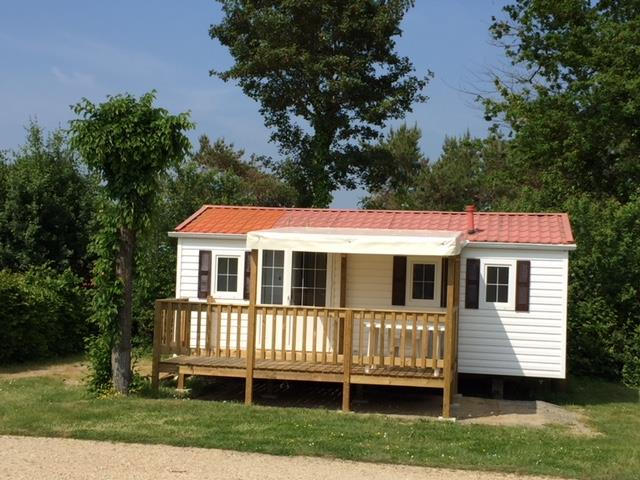 Cottage Océan ECO 29m² 2 bedrooms (baby bed) + sheltered terrace 13m²