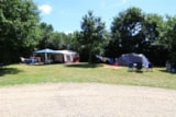 Pitch - Privilege Package (Caravan Or Motorhome / 1 Car / Electricity 12A) + Water Point - Flower CAMPING LA BRETONNIERE