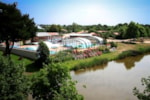 Establishment Flower Camping La Bretonniere - Saint Julien Des Landes