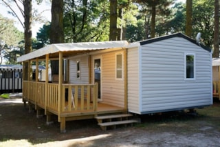 Mobil Home 2 Chambres Grand Confort Semaine