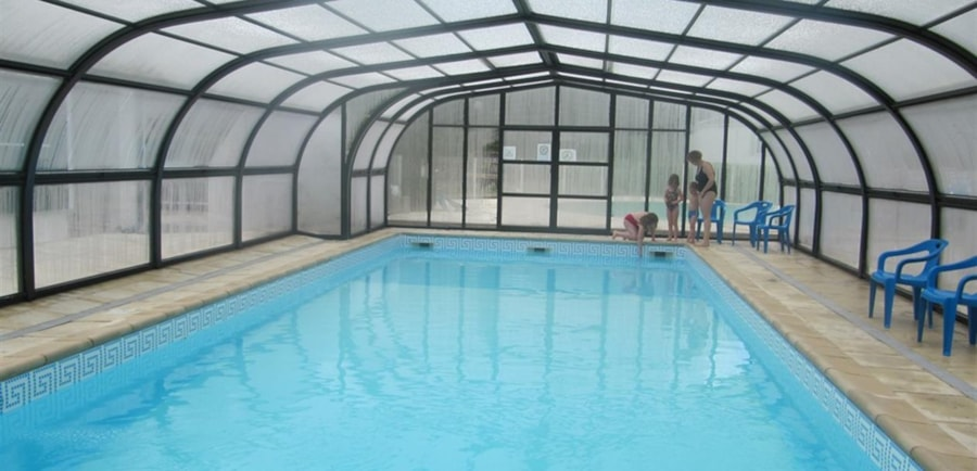 Camping la for t haute normandie france club campings for Camping haute normandie piscine