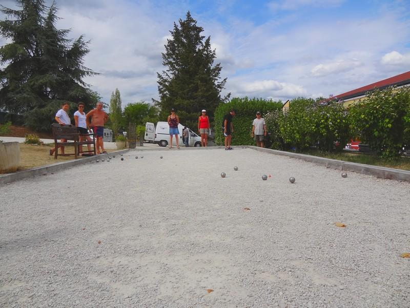 Entertainment organised Camping Quercy Vacances **** - Saint Pierre Lafeuille