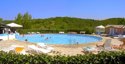 Camping Quercy Vacances ****