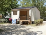 Rental - Rapid'home Eco 20 M² (2 Bedrooms, 4 Adults Max + 1 Child) With Private Facilities - Flower Camping l'Epi Bleu