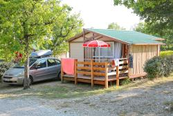Chalet Eco 35M² (2 Chambres) - Terrasse Incluse 10M²
