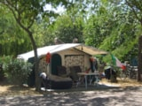 Pitch - STANDARD pitch FORFAIT (2 people included) - Camping Villaggio Italgest
