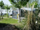 Pitch - LAKE AREA pitch FORFAIT (2 people included) - Camping Villaggio Italgest