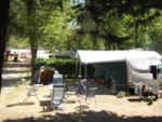 Pitch - FORFAIT COMFORT pitch (surface between 70 m² and 90 m²) - Camping Villaggio Italgest