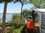 Pitch - FORFAIT LAKE VIEW pitch - Camping Villaggio Italgest
