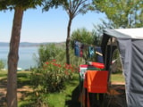 Pitch - LAKE VIEW pitch FORFAIT (2 people included) - Camping Villaggio Italgest