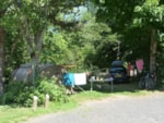 Pitch - Pitch + vehicle - Camping Le Val Saint Jean