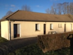 Alloggi - Casetta Puy St Mary n°607 (one-floor holiday home located 2.5 kms from the campsite) - Camping Le Val Saint Jean