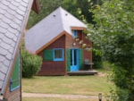 Rental - Chalet Mezzanine adapted to the people with reduced mobility - Camping Le Val Saint Jean