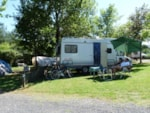 Piazzole - Piazzola + Auto - Camping Le Val Saint Jean