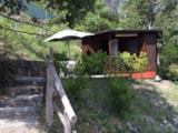 Rental - 1-room hexagon-shape bungalow - Villaggio Camping Valdeiva