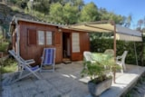 Rental - Chalet With Two Connecting Double Bedrooms - Villaggio Camping Valdeiva