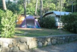 Pitch - Small tent pitch - Villaggio Camping Valdeiva