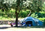 Pitch - Pitch for large tent ( 5.00 mtx 4.00mt) - Villaggio Camping Valdeiva